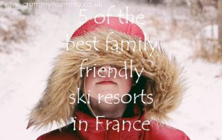 family friendly ski resorts in France