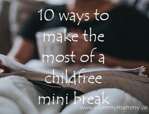 10 ways to make the most of a childfree mini break