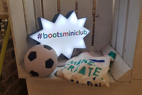 Boots Mini Club