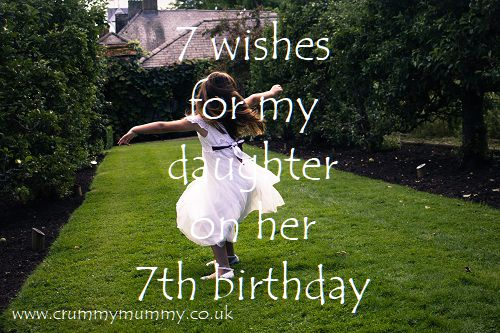 wishes for my daughter