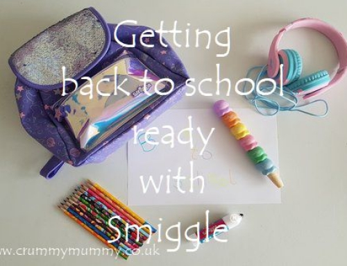 Getting back to school ready with Smiggle®