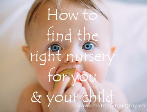 How to find the right nursery for you & your child