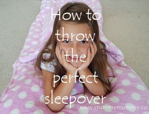 How to throw the perfect sleepover
