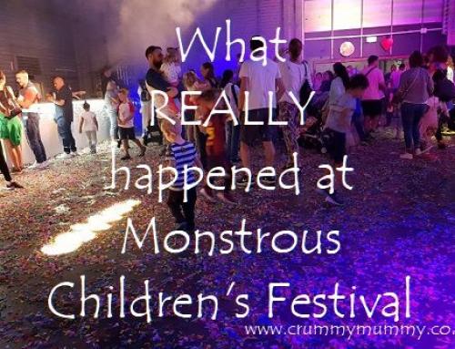 What REALLY happened at Monstrous Children's Festival