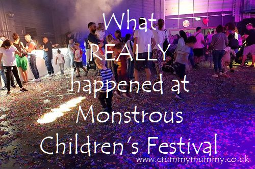 Monstrous Children's Festival