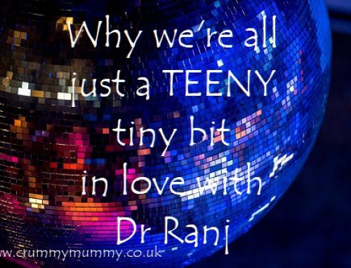 Why we're all just a TEENY tiny bit in love with Dr Ranj