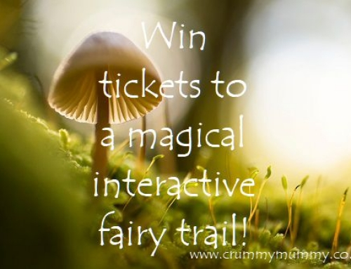 Win tickets to a magical interactive fairy trail!