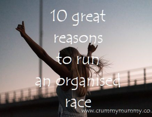 10 great reasons to run an organised race