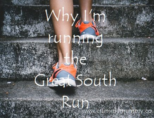 Why I'm running the Great South Run