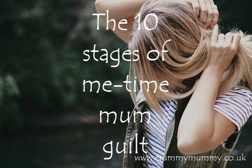 mum guilt