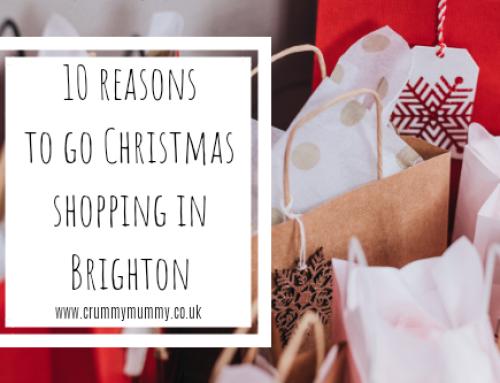 10 reasons to go Christmas shopping in Brighton