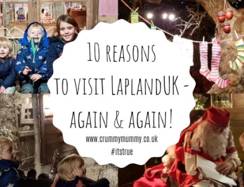 10 reasons to visit LaplandUK – again & again!