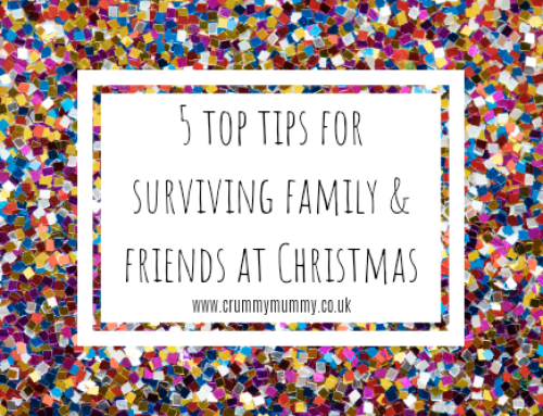 5 top tips for surviving family & friends at Christmas