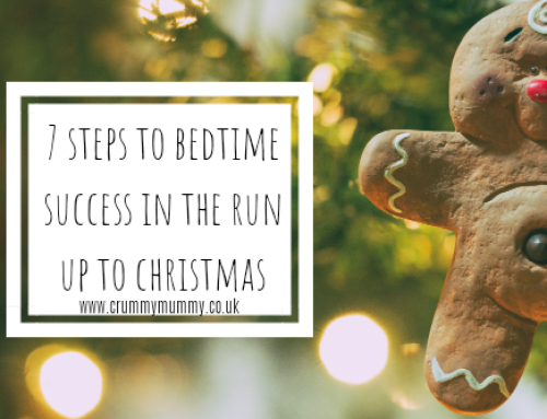 7 steps to bedtime success in the run up to Christmas