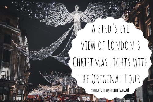 London's Christmas lights