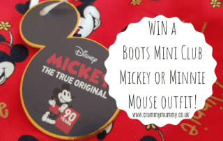 Boots Mini Club Mickey
