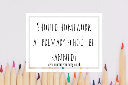 homework at primary school
