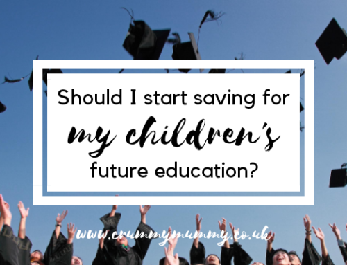 Should I start saving for my children's future education?