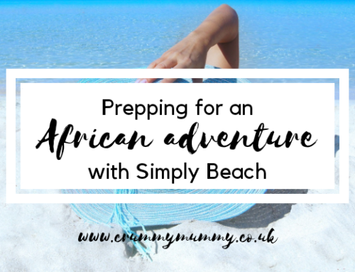 Prepping for an African Adventure with Simply Beach