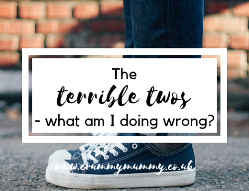 The terrible twos – what am I doing wrong?