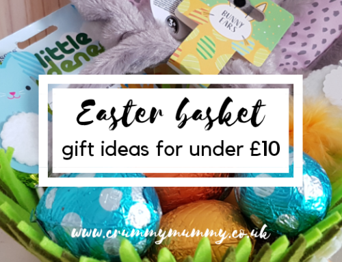 Easter basket gift ideas for under £10