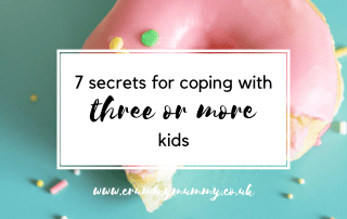 three or more kids