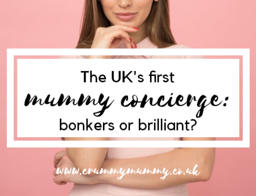 The UK's first mummy concierge: bonkers or brilliant?