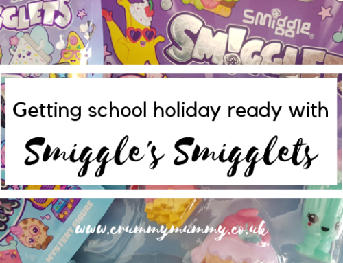 Getting school holiday ready with Smiggle's Smigglets