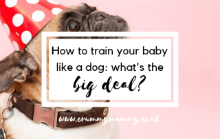 train your baby
