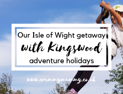 Our Isle of Wight getaway with Kingswood adventure holidays
