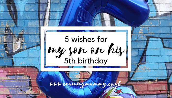 wishes for my son