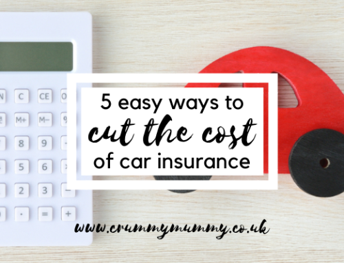5 easy ways to cut the cost of car insurance