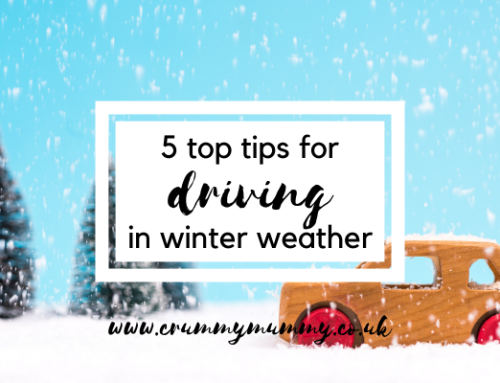 5 top tips for driving in winter weather