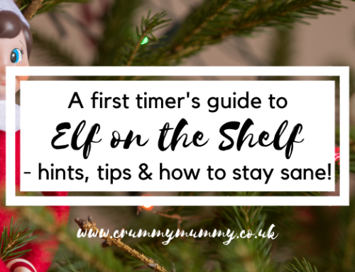 A first timer's guide to Elf on the Shelf – hints, tips & how to stay sane!