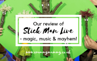 Stick Man Live