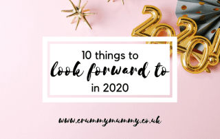 things to look forward to