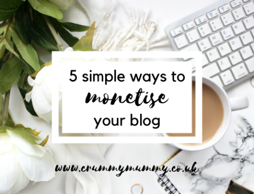 5 simple ways to monetise your blog