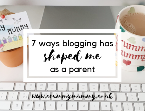 7 ways blogging has shaped me as a parent