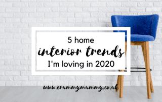 home interior trends