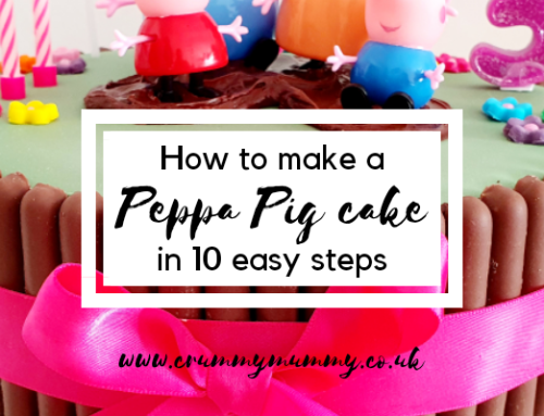 How to make a Peppa Pig cake in 10 easy steps