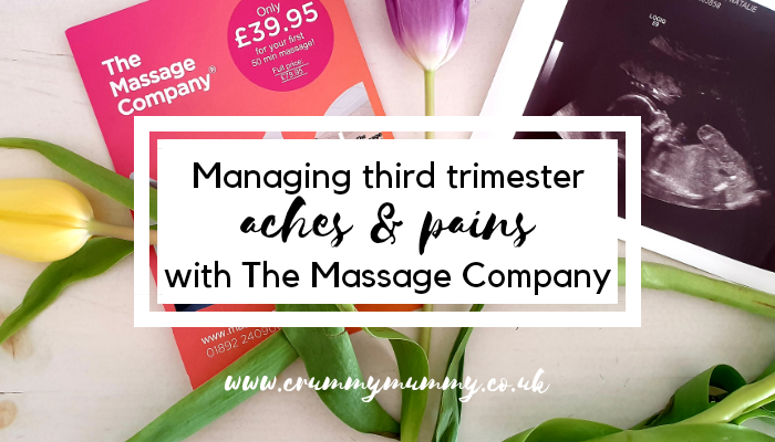 third trimester aches & pains
