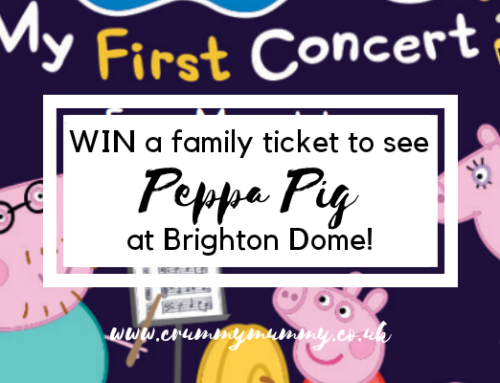 WIN a family ticket to see Peppa Pig at Brighton Dome!