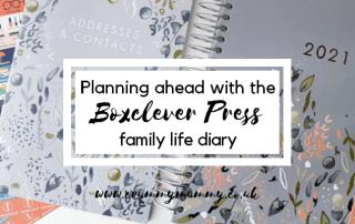 family life diary
