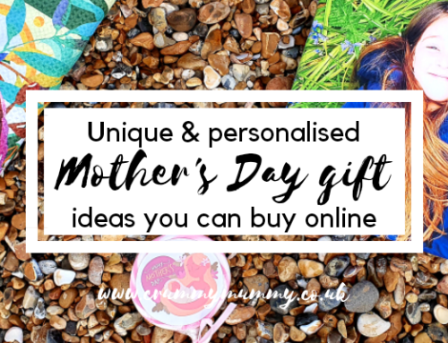 Unique & personalised Mother's Day gift ideas you can buy online