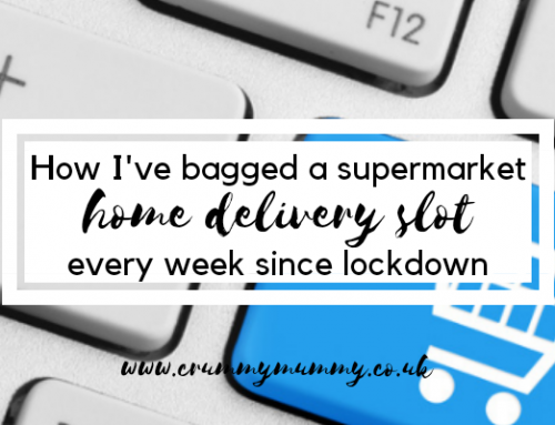How I've bagged a supermarket home delivery slot every week since lockdown