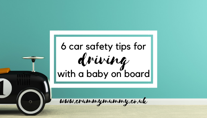 driving with a baby