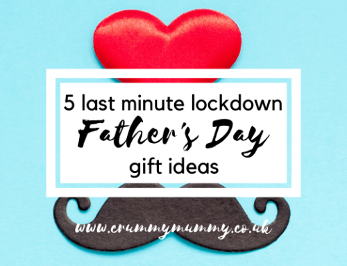5 last minute lockdown Father's Day gift ideas #ad
