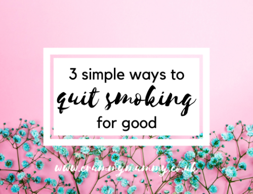3 simple ways to quit smoking for good