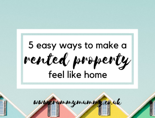 5 easy ways to make a rented property feel like home