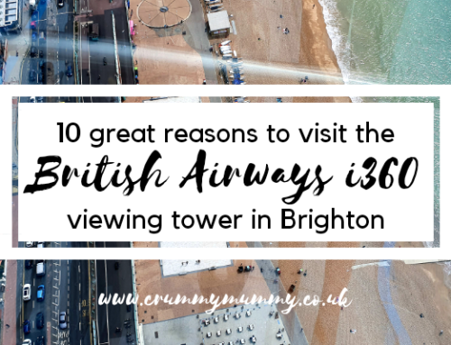10 great reasons to visit the British Airways i360 viewing tower in Brighton